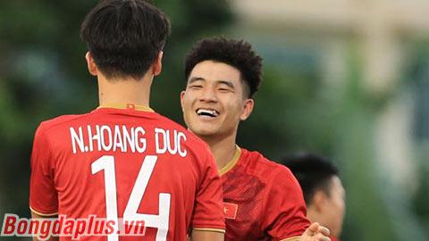 Đức Chinh lập công, U23 Việt Nam đánh bại CLB Hàn Quốc