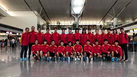 Futsal nữ Việt Nam nuôi mộng lớn 2020, 2021 ngay từ 2019