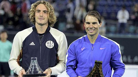 Nadal vô địch Mubadala World Tennis Championship lần thứ 5