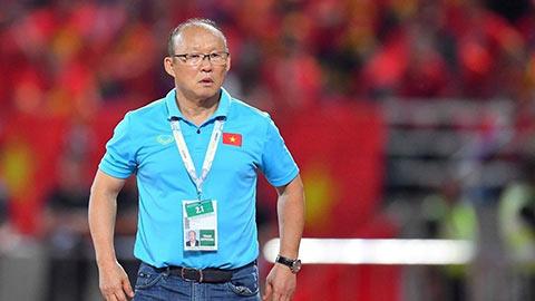 Thầy Park không về thành phố Hồ Chí Minh cùng U23 Việt Nam