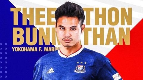 Đội trưởng ĐT Thái Lan được CLB Nhật Bản mua đứt với giá khủng