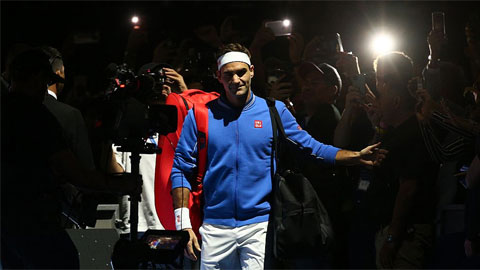 Federer sẽ trở lại hiểm địa Bogota