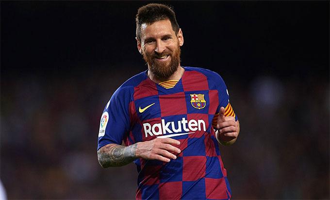 Messi rất coi trọng bộ râu