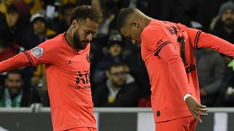 Mbappe thề không ngáng đường Neymar