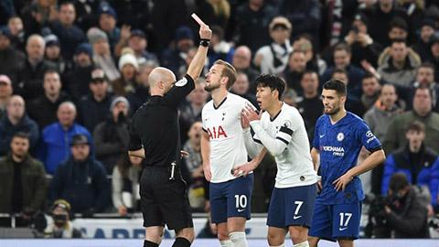Mourinho: Trọng tài đã giết trận đấu khi rút thẻ đỏ với Son Heung-min
