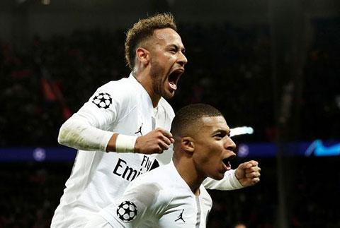 Mbappe khẳng định không có mâu thuẫn với Neymar