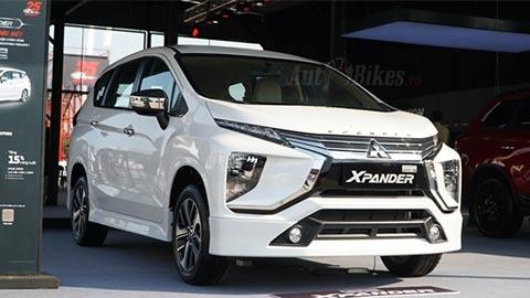 Giá lăn bánh MPV 7 chỗ Mitsubishi Xpander 2020 là bao nhiêu?