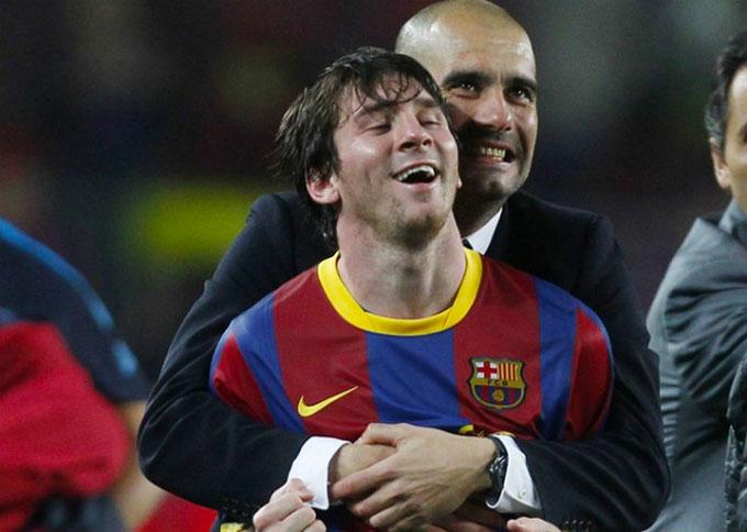 Barca của Pep là Barca vĩ đại chưa từng thấy trong lịch sử