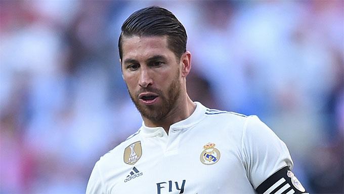 Ramos đã có 14 năm cống hiến cho Real