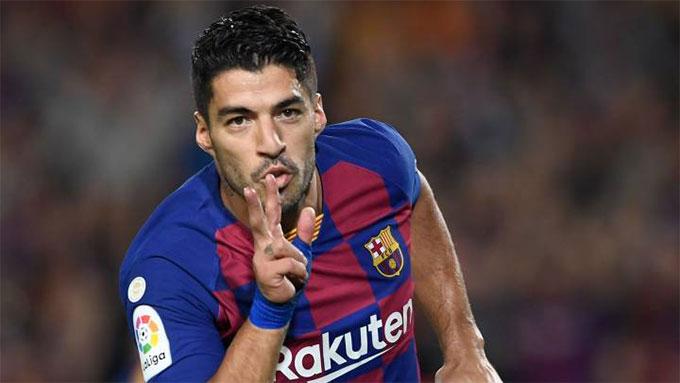 Lối đá của Suarez rất hợp với Barca