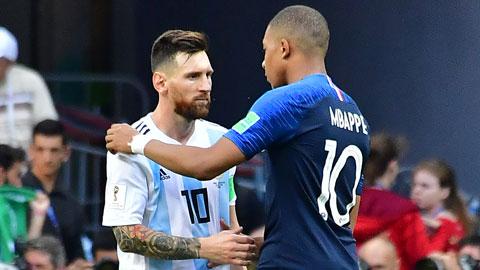 Hào quang của Messi đang bị một ngôi sao mai đe dọa