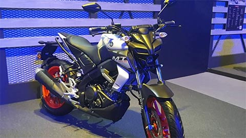Yamaha ra mắt mô tô hầm hố, động cơ 155cc giá rẻ hơn Exciter 2019, Honda Winner X khiến fan điên đảo