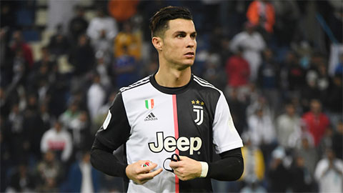 Ronaldo ghi nhận thành tích làm bàn tệ nhất trong thập kỷ qua
