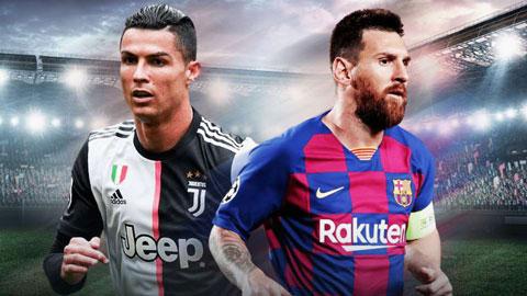 Siêu máy tính kết thúc cuộc tranh cãi thế kỷ giữa Messi và Ronaldo
