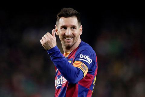 Messi được siêu máy tính chọn là người xuất sắc hơn Ronaldo