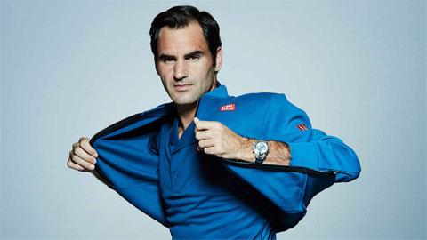 Federer: Quý ông lịch lãm nhất thập kỷ, sang không kém Bond 007