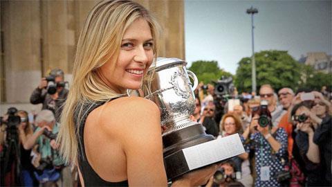 Sharapova, Serena Williams góp mặt trong top 5 scandal thập kỷ