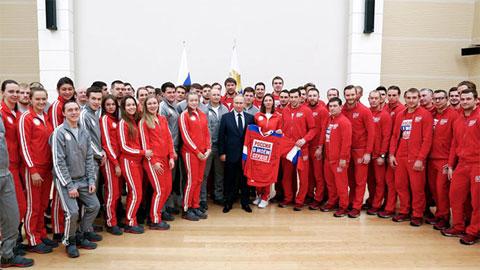 Thể thao Nga bị trừng phạt vì được chính phủ bao che