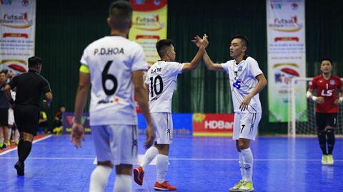 Giải futsal TP.HCM mở rộng 2019: Thái Sơn Nam gặp Sahako ở chung kết
