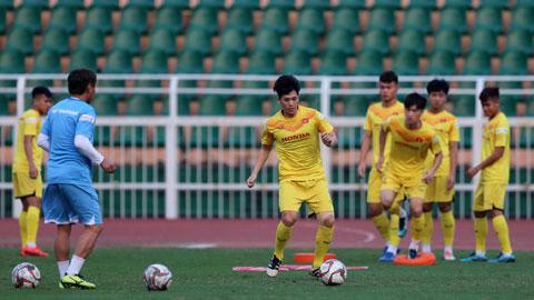 ĐT U23 Việt Nam bước vào chặng nước rút:  'Vùng nguy hiểm' dành cho ai?