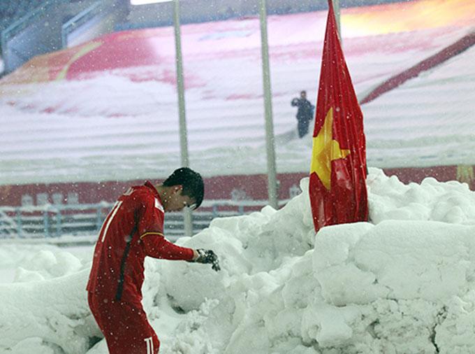 Chiến tích tại Thường Châu, Trung Quốc chỉ là khởi đầu cho một trang lịch sử lẫy lừng của bóng đá Việt Nam