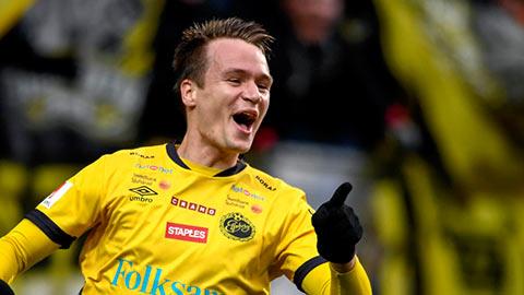 Lộ diện cựu tuyển thủ Thụy Điển đá cặp với Công Phượng ở TP.HCM
