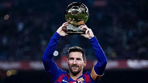Man City suýt vác bao tải tiền chiêu mộ Messi vì... nghe nhầm
