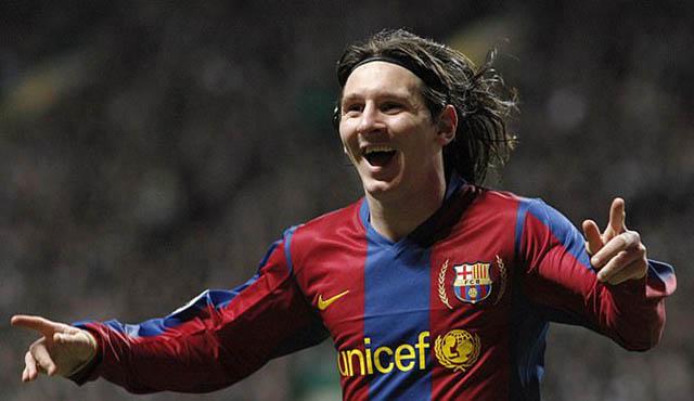 Messi suýt chút nữa gia nhập Man City vào năm 2008