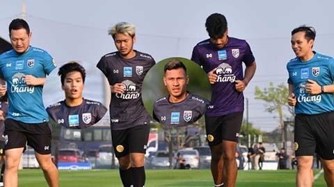 U23 châu Á 2020: Thái Lan xanh mặt vì phải loại 5 cầu thủ bị chấn thương
