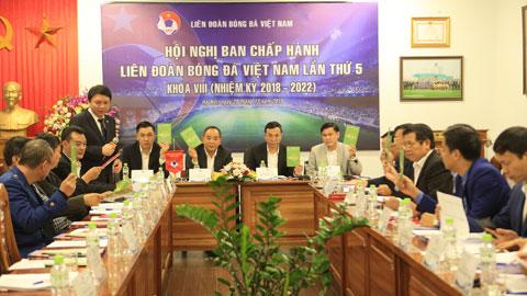 Hôm nay, Đại hội thường niên  VFF năm 2019 sẽ diễn ra tại Hà Nội