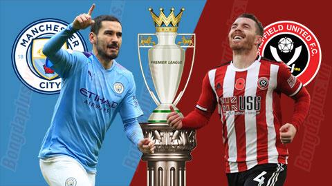 Man City vs Sheffield United, 1h00 ngày 30/12: Gượng dậy sau cú sốc