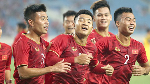 """""""Sẽ thật tự hào nếu 1 trong 2 đội tuyển Việt Nam dự Olympic"""""""