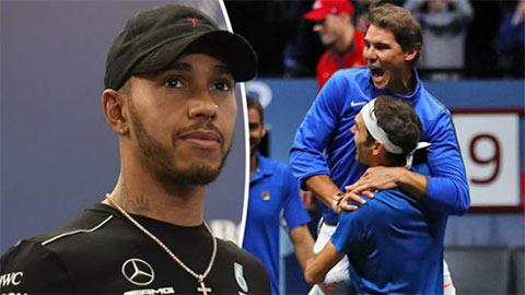 Vượt Djokovic, Nadal vẫn về nhì ở cuộc đua VĐV xuất sắc nhất châu Âu 2019