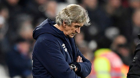 West Ham sa thải Pellegrini, chuẩn bị tái hợp Moyes