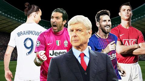 Những bi hài đằng sau các thương vụ hụt của Arsenal