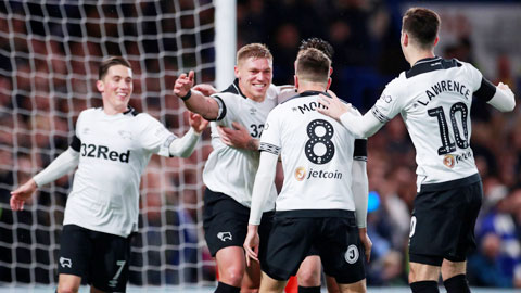 Nhận định bóng đá Derby County vs Charlton, 02h45 ngày 31/12: Đòn bẩy sân nhà