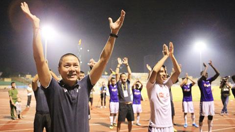 Hà Nội FC và mục tiêu bảo vệ 2 chiếc cúp quốc nội