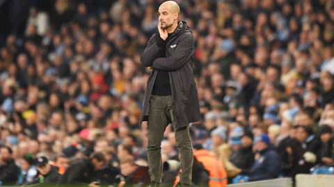 Guardiola đi vào lịch sử sau chiến thắng của Man City trước Sheffield United