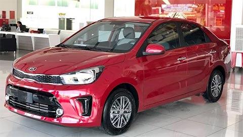 Giá lăn bánh Kia Soluto 2019, đối thủ của Hyundai Accent, Toyota Vios, Honda City