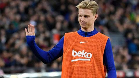 De Jong: 'Ngoại hạng Anh đẳng cấp hơn La Liga'