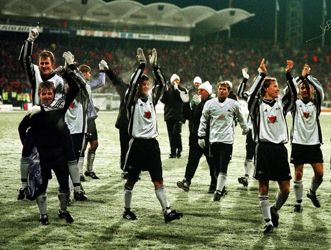 Bóng đá Na Uy từng một thời lẫy lừng những năm 1990