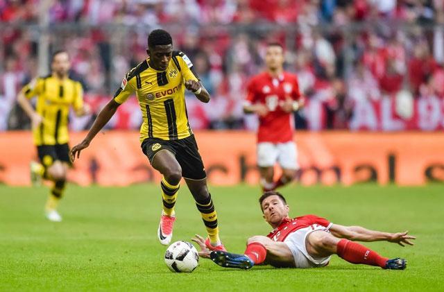 Dembele là vụ chuyển nhượng kỷ lục của Dortmund