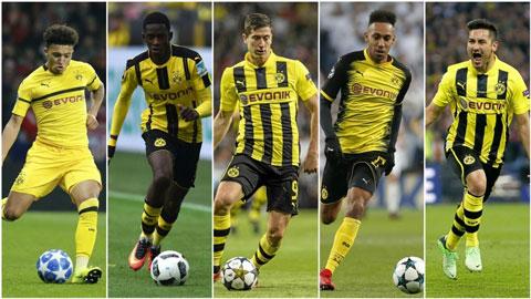 Haaland lại là thương vụ '1 vốn, 4 lời' tiếp theo của Dortmund?
