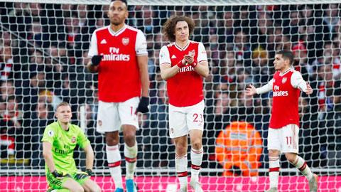 Arsenal: Thất vọng nhưng không tuyệt vọng