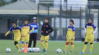 ĐT nữ Việt Nam phấn đấu bảo vệ chức vô địch AFF Cup