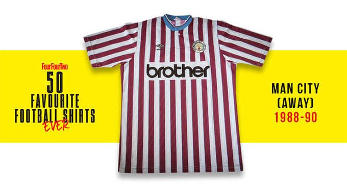 Man City 1988/90