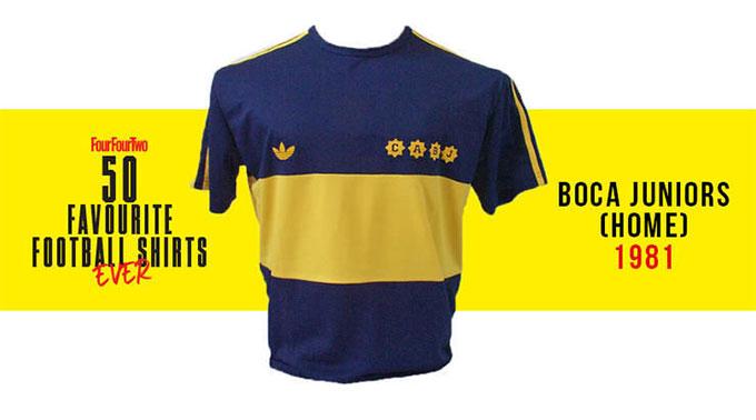 Boca Juniors 1981