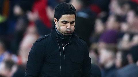 Dự đoán kết quả vòng 21 Ngoại hạng Anh: Bị M.U ngáng đường, Arsenal của Arteta lại không thắng