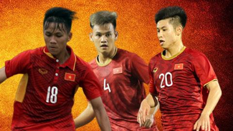 2 phương án mạo hiểm ở vị trí hậu vệ phải của U23 Việt Nam