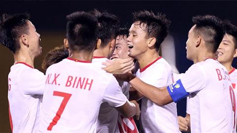 U19 Việt Nam hướng đến vé dự U20 World Cup